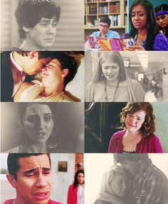 Crying collage #Degrassi  #DegrassianQueen