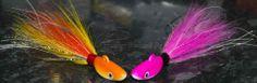 Bucktail Jigs atesanos - http://hunter.shost.ca/2014/01/20/bucktail-jigs-atesanos/