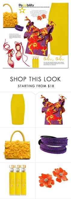 """""""01.08.17"""" by malenafashion27 ❤ liked on Polyvore featuring J.Crew, Rosie Assoulin, Acqua di Parma and Kenneth Jay Lane"""