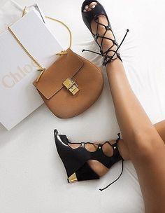 The perfect Chloé bag for minimal, feminine, or boho style!