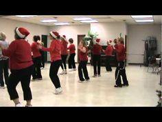 Zumba Christmas Class Santa Claus Boogie