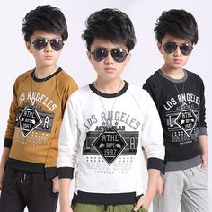 boys t shirt kids boy shirt children boy clothes child t-shirt full baby Boys Clothing Long Sleeves 2018 Children clothing //Price: $18.48 //     #baby