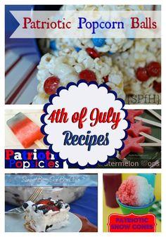rainy 4th of july recipes