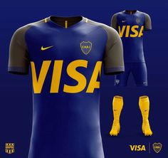 Graphic UNTD are back with a set of ridiculous sponsor-influenced football  shirts 2d019c388b374