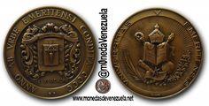 Medalla Conmemorativa del Cuatricentenario de la Fundación de la ciudad de Mérida  Lee el artículo completo AQUI: Medalla Conmemorativa del Cuatricentenario de la Fundación de la ciudad de Mérida  Medalla Conmemorativa del Cuatricentenario de la Fundación de Merida. Por Víctor Torrealba. La ciudad de Merida fue fundada el 9 de octubre de 1558 cerca de San Juan de Lagunillas pero un año después en 1561 fue refundada en su actual sitio con el nombre de Santiago de Los Caballeros de Mérida. El…