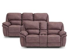 Carver Reclining Sofa Group - $1,598