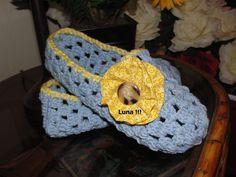 Granny Slippers - for inspiration
