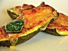 Recept týždňa: Zapekané cukety Zucchini, Vegetables, Food, Summer Squash, Meal, Eten, Vegetable Recipes, Meals, Veggies