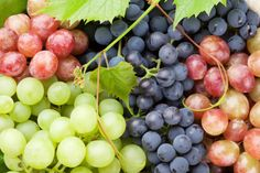 Bunch of colorful grapes by karandaev  IFTTT 500px heap agriculture autumn background berry branch bunch food fresh fruit grape grapes gr