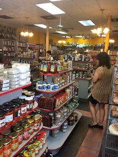 So many good things to explore at Middle East Bakery & Grocery in Andersonville, Chicago