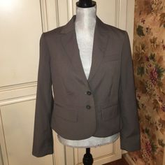 Body by Victoria blazer  Only worn a few times, no stains or rips. Making room in my closets. Smoke and pet free home. Victoria's Secret Jackets & Coats Blazers