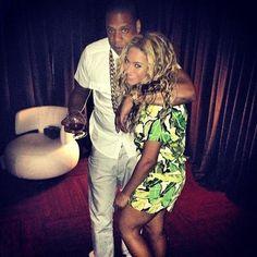 NEW : Beyonce & JayZ