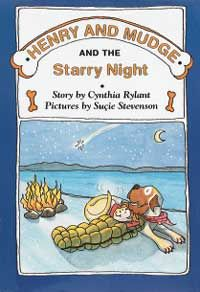 Based on the Common Core - Henry & Mudge and the Starry Night Making Connections, ELVocabulary, Story Structure, Story Map, Mini Literature Study