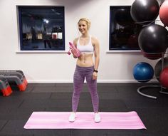 Tabata workout for brides, devised by Georgia Tyler the head of Fit Brides Ltd