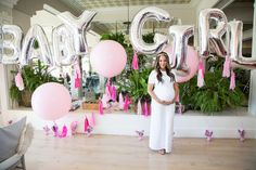 "Tutu Cute    Close family and friends celebrated the upcoming birth of the ""Real"" co-host's baby girl at a pink-hued shower at Casa del Mar in Santa Monica in April 2015. Party planner Mindy Weiss coordinated the gathering, which featured abundant floral arrangements of pink and white blooms from Mark's Garden set atop tables trimmed in tutu-style skirts. Guests, including Mowry-Housley's twin sister Tia Mowry-Hardrict, Adrienne Bailon, and Tamar Braxton, dined on fries and finger foods…"