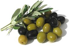 Healthy Diet With Olives