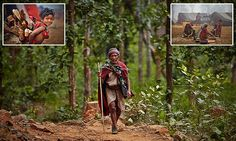 Candid images reveal daily life of the last nomadic people of Nepal
