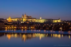 Prague: Evening Twilight [HDRI 1]