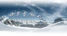 Dolomiti Superski - Skiing in the Dolomite Alps