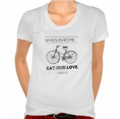 CLAD&CLOTH When in Rome Tee