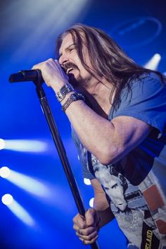 LaBrie and his amazing voice. Dream Theater, Theatre, James Labrie, Swan Song, Atlantic Records, Pop Rocks, Rolling Stones, Rock Music, Rock Bands