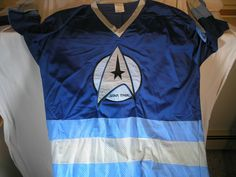 Star Trek Hockey Jersey