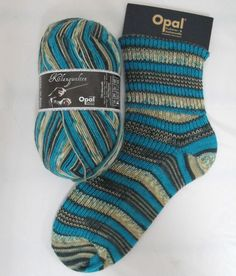"""Woolstack - Opal """"Klangwelten / Music Festival"""" Sock Yarn - Baton (9044), £7.95 (http://www.woolstack.co.uk/opal-klangwelten-music-festival-sock-yarn-baton-9044/)"""