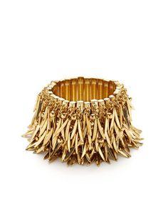 Soo Ihn Kim Jewelry Livia Bracelet looks like a hula skirt :)