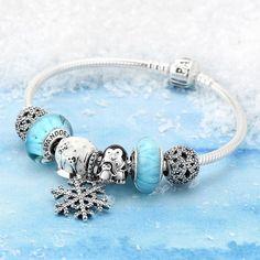 Tendance Bracelets PANDORA Let It Snow Charm Bracelet Tendance & idée…