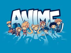 Get the Anime shirt at