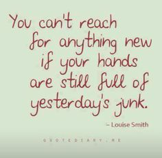 So so true. Start fresh everyday.