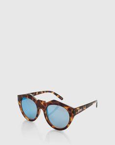 Sonnenbrille aus Kunststoff 'Neo Noir' von LE SPECS - EDITED.de