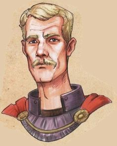 As captain of the town guard he has had a lot on his shoulders of late. With kidnappings, graf Middle Aged Man, Middle Ages, D20 Dice, Graffiti, City, Character, Rpg, Graffiti Illustrations, City Drawing