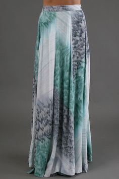 LOVE!!!!!!!! The Maxi Wrap Skirt by Indah