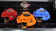 The Grillbot BBQ Cleaning Robot is the hassle free way to clean your grill. Push a button & Grillbot does the work Deep Cleaning Tips, Cleaning Hacks, Grill Cleaning, Cleaning Brushes, Home Gadgets, Kitchen Gadgets, Latest Gadgets, Kitchen Tools, Kitchen Appliances