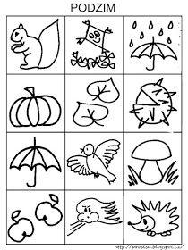 Pro Šíšu: Podzimni povídání Sudoku, Free Coloring Pages, Education, School, Fall, Notebooks, Halloween, Google, Seasons Of The Year
