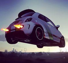 Abarth....Flying machines !