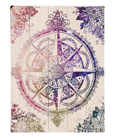 Another great find on #zulily! Purple Voyager Wall Art by ArteHouse #zulilyfinds