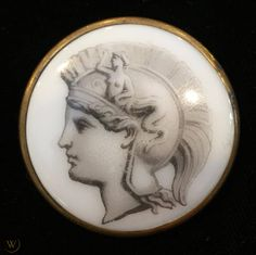 Liverpool Transfer, Liverpool England, Vintage Buttons, Monochrome, Helmet, Greek, Mermaid, Pottery, Colours