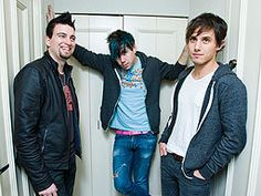 Marianas Trench wear is Ian Marianna Trench, Marianas Trench Band, Josh Ramsay, Canadian Boys, Face The Music, Pop Songs, One Republic, Alternative Outfits, Fall Out Boy