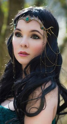 ~ antler headdress ~