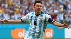 Top five Best Players in #FIFA World Cup 2014