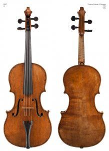 1788 Viola crafted by Lorenzo Storioni of Cremona. This viola will be on display, available for trial and purchase at Benning Violins' exhibit that coincides with the 2014 International Primrose Festival. June 12 - 14.