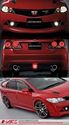 Honda Mugen RR Civic Body Kit