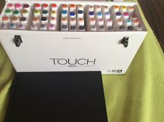 I got markers for my birthday YAY!!!
