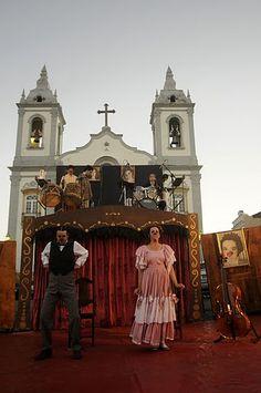 Manotas Musicais em São João Del Rei by Grupo Trampulim, via Flickr