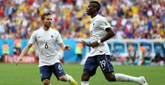 France vs Nigeria 2014 World Cup Highlights Goals GIFs Photos