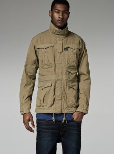 ARMOURED FIELD JACKET
