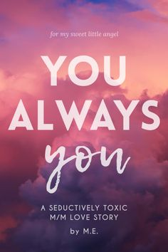 #NewRelease & #Giveaway Title: You. Always you. Author: M.E. Genre/s: Contemporary M/M Romance #youalwaysyou #gayromance #ME #kindleunlimited #bookreview @gaybookpromo