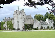 """Scotland.  The Pearl of the North is known as one of the most popular haunted castles in the world, with the ghost of General James Grant as its most famous inhabitant. The dining room of Ballindalloch is also said to be haunted by """"The Green Lady""""."""